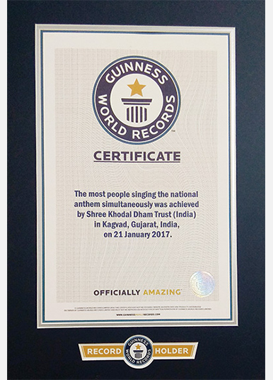 Guinness Book of World Records – 2017