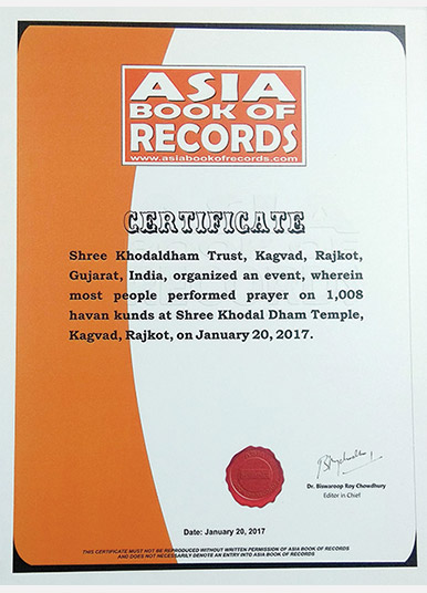 Asia Book of World Records-2017
