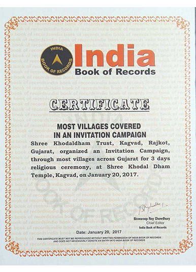 India book of Records 2017